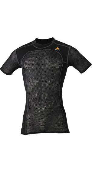 Aclima M's Woolnet T-Shirt Black